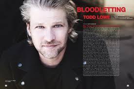Todd Lowe 写真
