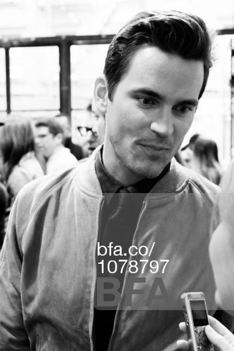 Matt Bomer wallpaper entitled Todd Snyder's CFDA Nomination