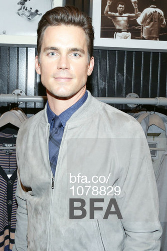Matt Bomer Hintergrund possibly with a dress hemd, shirt entitled Todd Snyder's CFDA Nomination