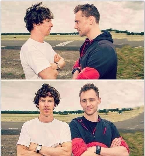 Benedict Cumberbatchs Ice Bucket Challenge for MND
