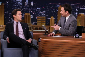 Tonight montrer with Jimmy Fallon, 06.05.2014
