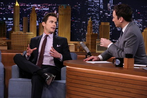 Tonight onyesha with Jimmy Fallon, 06.05.2014