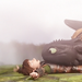 Toothless and Hiccup - how-to-train-your-dragon icon