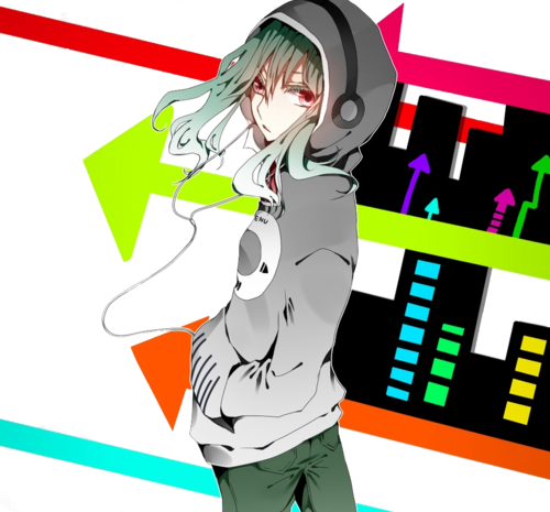Mekaku City Actors wallpaper containing anime entitled Tsubomi Kido