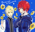 UtaPri crossover - uta-no-prince-sama fan art
