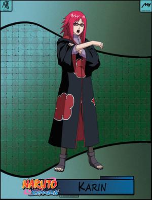 Uzumaki Karin 01