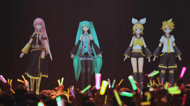 Vocaloid Live