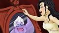 Walt disney fan Art - Ursula & Vanessa