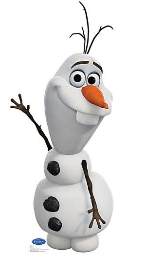 Walt Дисней Обои - Olaf