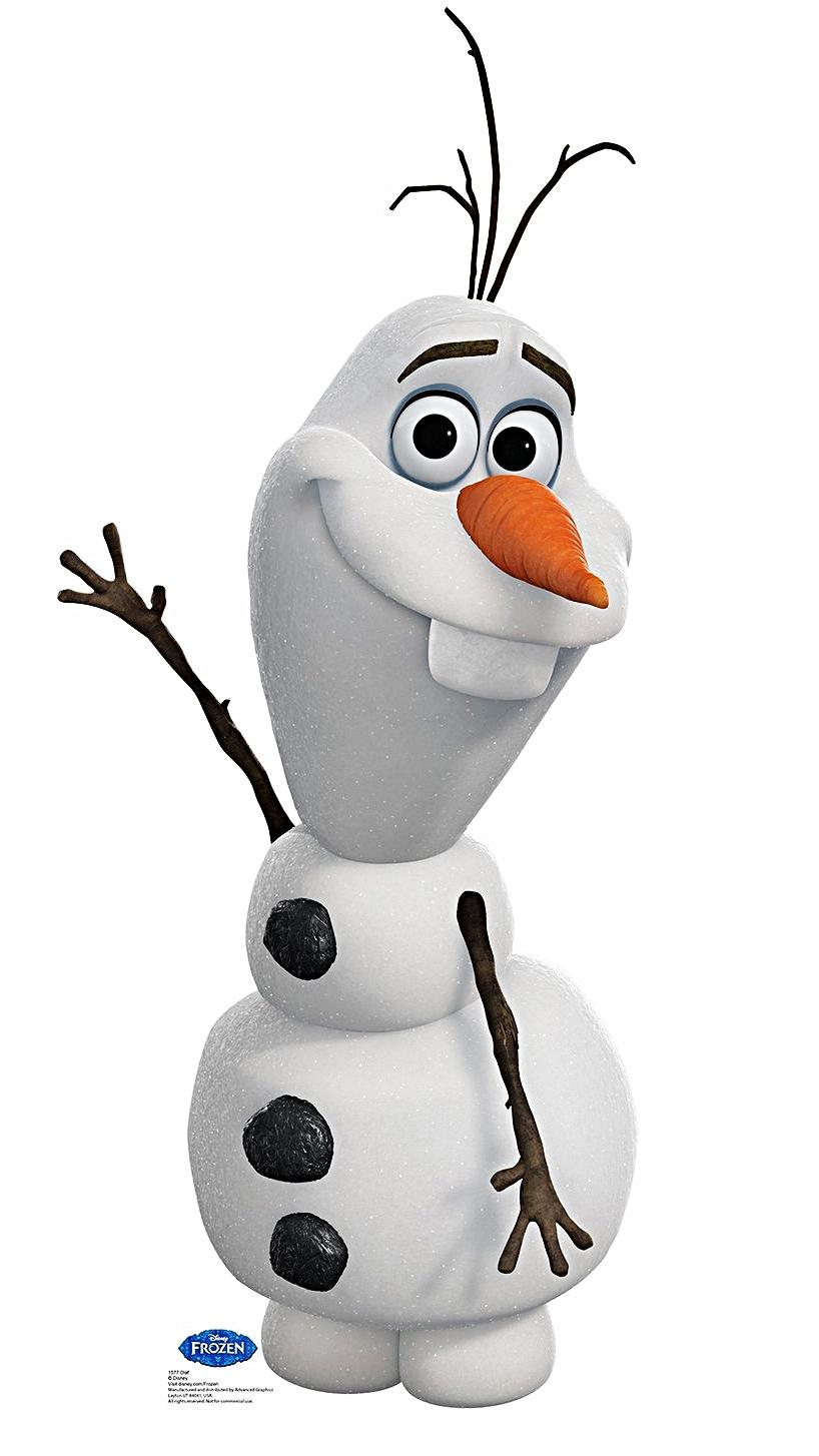 Walt Disney larawan - Olaf