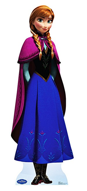 Walt disney imágenes - Princess Anna