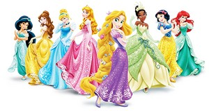 Walt Disney larawan - The Disney Princesses