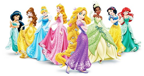 Walt Disney Characters karatasi la kupamba ukuta called Walt Disney picha - The Disney Princesses