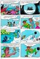 Walt 디즈니 Movie Comics - Peter Pan (Danish Version)