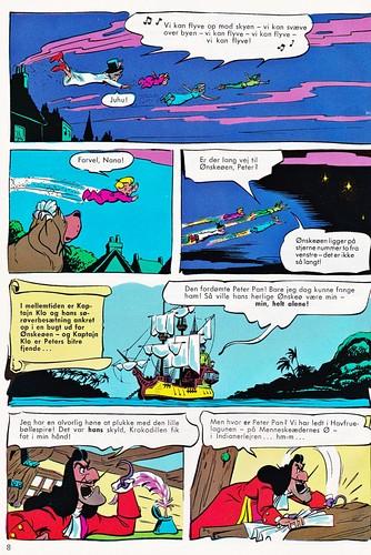 personagens de walt disney imagens Walt disney Movie Comics - Peter ...