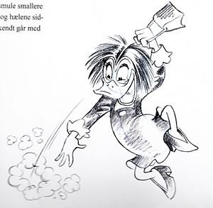 Walt ディズニー Sketches - Magica De Spell