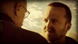 Walt and Jesse :)