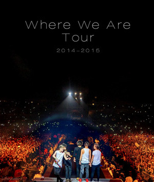 Where We Are Tour <3