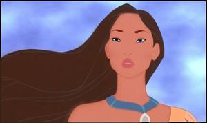 White Pocahontas