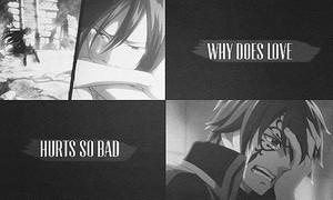 Why Love Hurts So Bad?