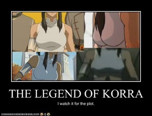 Why watch the legend of Korra