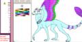 Wind dragon - dragons fan art