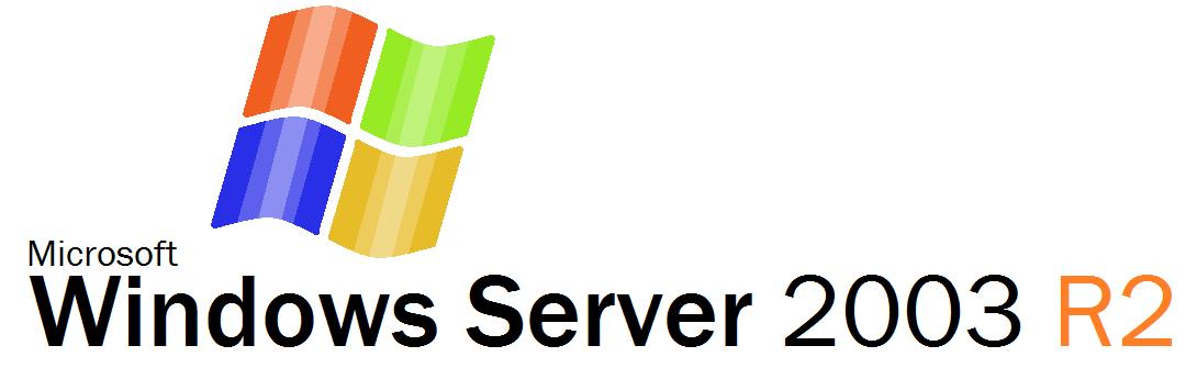 microsoft windows images windows server 2003 r2 logo
