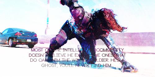 Winter Soldier ღ - Bucky Barnes (winter soldier) Fan Art