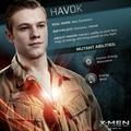 X-Men: Days of Future Past - Havok/Alex Summers Dossier