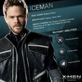X-Men: Days of Future Past - Iceman/Bobby 드레이크, 드레이 크 Dossier