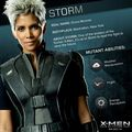 X-Men: Days of Future Past - Storm/Ororo Munroe Dossier