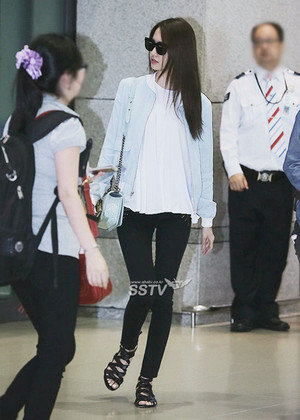 Yoona The 꽃