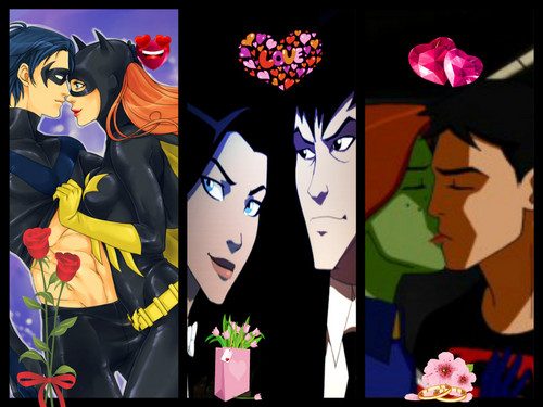 Young Justice wallpaper entitled Young justice fanfiction