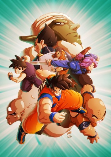 Dragon ball z images z fighters hd wallpaper and - Images dragon ball z ...