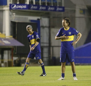Zayn and Louis - Boca Jrs. Stadium