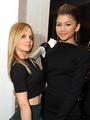 Zendaya Coleman  and Isabelle Fuhrman attend Christian Siriano Fall 2014 LA preview  - zendaya-coleman photo