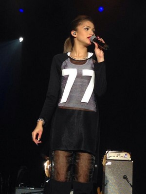Zendaya at Best Buy Theatre NYC!