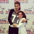 Zendaya at iPlayAmerica - zendaya-coleman photo