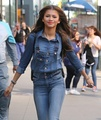 Zendaya - out and about in NYC 01/05/14 - zendaya-coleman photo
