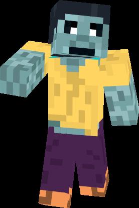 Zomboy Minecraft!