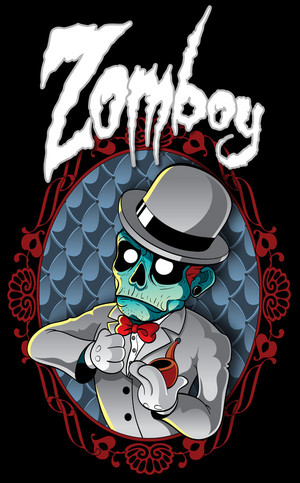 Zomboy fan art