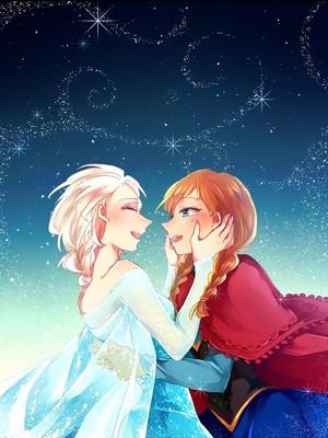 アニメ アナと雪の女王