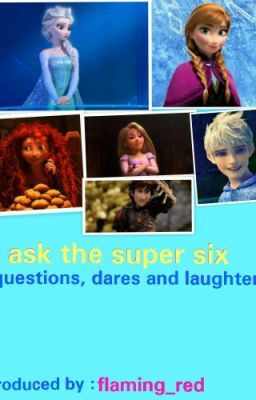 ask the super six (book)