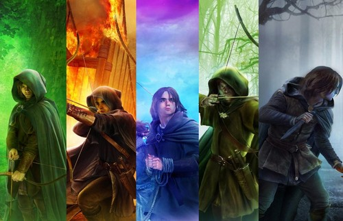 The Ranger's Apprentice wallpaper called different will