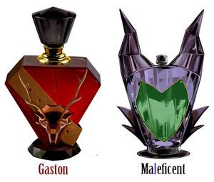 迪士尼 villain perfume