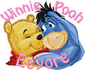 eeyore and pooh