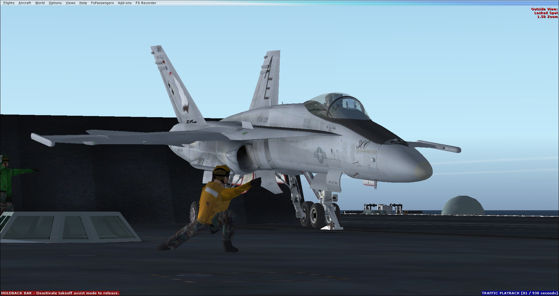 Flight Simulator X Wallpaper: Microsoft Flight Simulator X Images F/a 18 Hornet HD