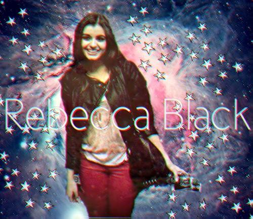 Rebecca Black wallpaper entitled galxy tstars