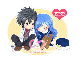 gray and juvia boom panes <3