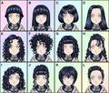 hinata hair styles